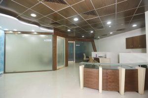 SSI Pune is MSc college office area