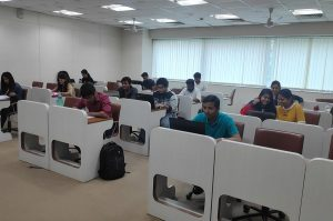 SSI Pune is MSc college in Pune computer lab