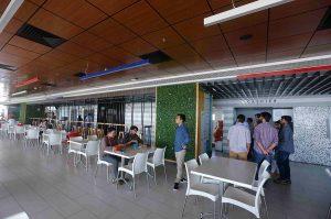 SSI Pune cafeteria