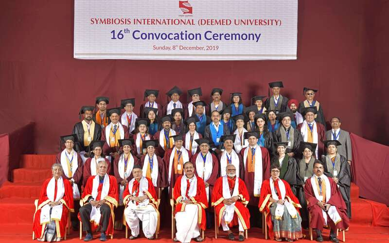 16th Convocation ceremony